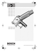 Bosch 0 607 352 113 pagina 1
