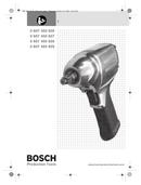 Bosch 0 607 450 629 sivu 1