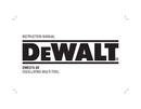 DeWalt DWE315-XE page 1