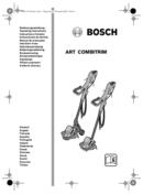 página del Bosch ART 30 Combitrim 1