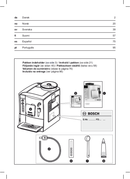 página del Bosch TES50328RW 2