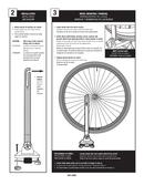 Pagina 2 del Thule 593 Wheel On