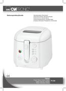 Clatronic FR 3390 side 1