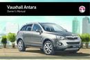 Vauxhall Antara (2014) pagină 1