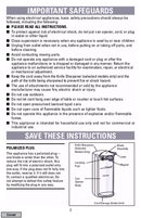 Black & Decker EC400 pagină 2
