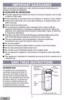 Black & Decker EC400 page 2