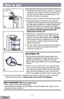 Black & Decker EC400 pagină 3