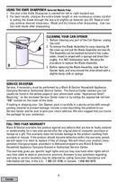 Black & Decker EC400 pagină 4