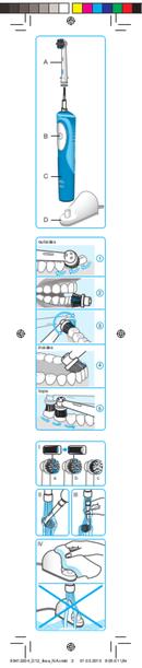 Braun Oral-B Vitality Sensitive pagina 2