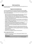 Página 4 do Clatronic HSM 3441 NE