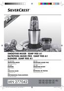 Página 1 do SilverCrest SSMP 900 A1