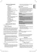 Página 5 do Clatronic SR 827