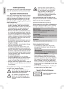 Página 4 do Clatronic SRR 833