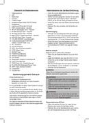 Página 5 do Clatronic SRR 833