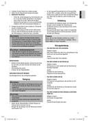 Página 3 do Clatronic WK 3331