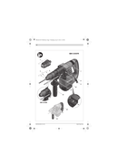 página del Bosch GBH Professional 3-28 DRE 3