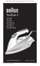 Braun TexStyle 5 TS 545 TPS pagina 1