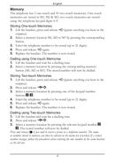 Página 5 do Doro PhoneEasy 311c