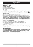 Página 3 do Doro PhoneEasy 327cr