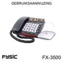 Pagina 1 del Fysic FX-3500
