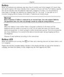 Página 5 do Doro Formula 8r duo