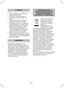 Fagor SP-2505 side 4