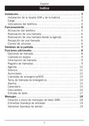 Página 5 do Doro PhoneEasy 409 S gsm