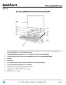 HP 8200 Microtower page 2