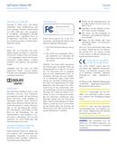 LaCie LaCinema Classic HD Seite 4