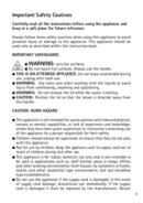 Cuisinart CTK17GU Seite 5
