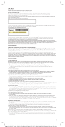 Dyson Cu-Beam Duo страница 5