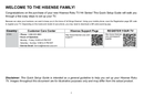 Hisense 43H4030F страница 4