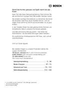 Pagina 1 del Bosch HMT85MR53