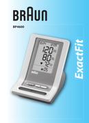 Braun ExactFit BP4600 pagina 1