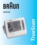 Braun TrueScan BPW4100 pagina 1