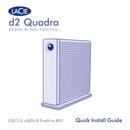 LaCie d2 Quadra USB 3.0 pagina 1