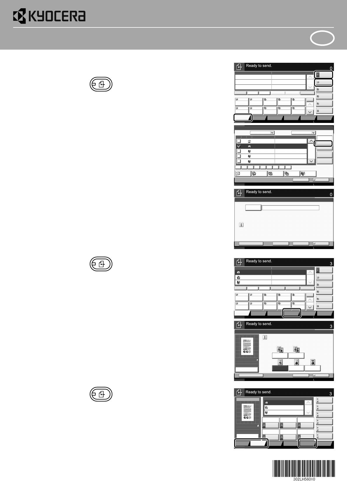 Kyocera TASKalfa 5500i manual
