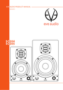 Eve Audio SC205 page 1