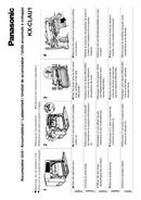 Panasonic KX-CLAU1 page 1