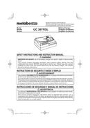 Metabo UC 36YRSL Seite 1