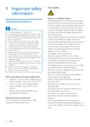 Philips GoGear SA018102V page 3