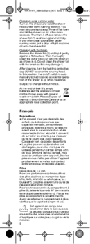 Braun M-60b pagina 5