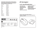 Kensington Pro Fit Mobile side 1