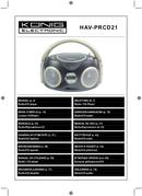 Konig HAV-PRCD21 side 1