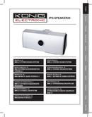Konig IPD-SPEAKER30 side 1