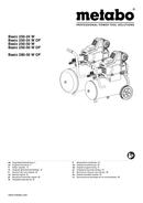 Metabo Basic 250-24 W Seite 1