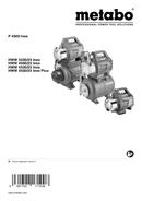 Metabo HWW 4000/25 Inox Seite 1