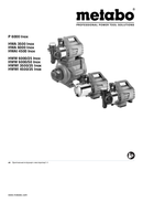 Metabo HWW 4500/25 Inox Seite 1