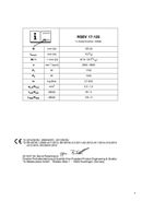 Metabo RSEV 17-125 Seite 4