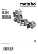 Metabo HWW 4500/25 Inox Plus Seite 1
